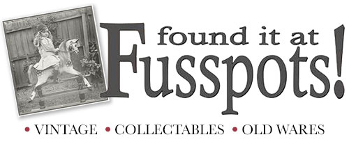 Fusspots at Inglewood Logo