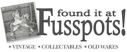 Fusspots at Inglewood Logo