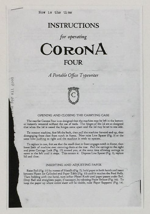 corona-typewriter-instructions